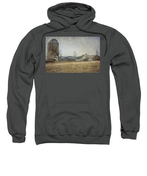 Fallen Barn  Sweatshirt