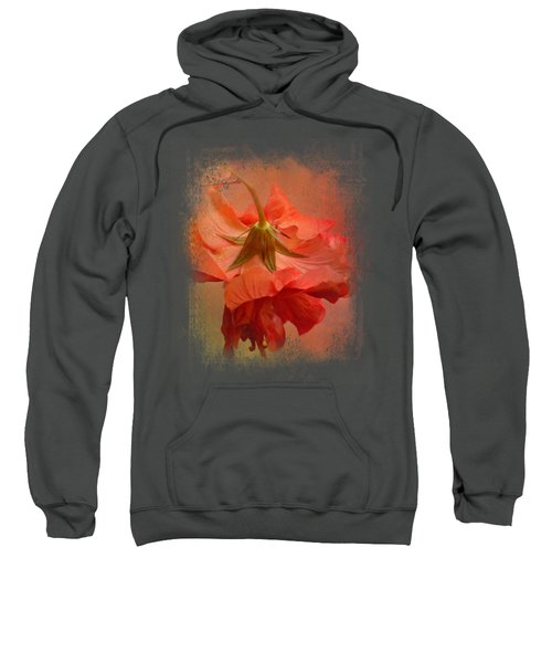 Falling Blossom Sweatshirt by Jai Johnson