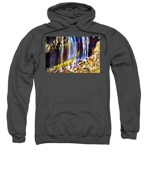 Falling Rainbows Sweatshirt
