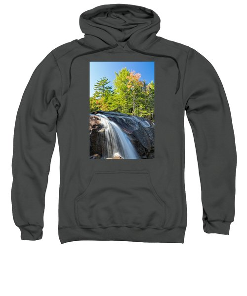 Falls Diana's Baths Nh Sweatshirt