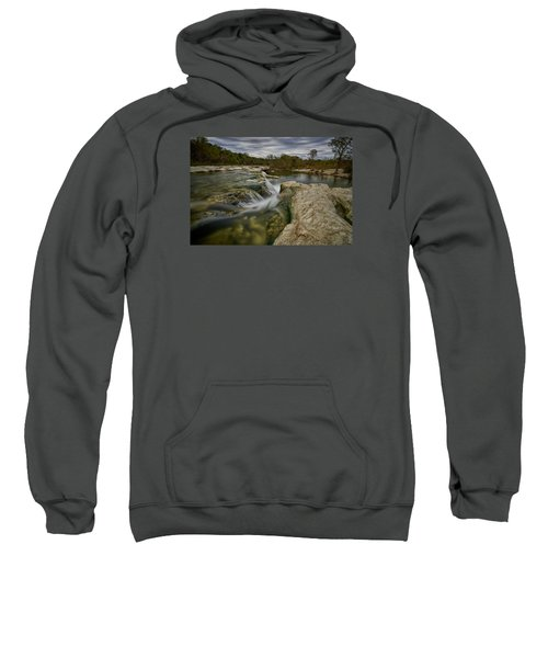 Texas Hill Country Falls Sweatshirt