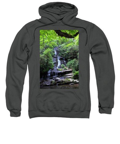 Falls Near Bryson City Sweatshirt