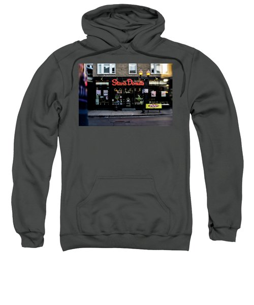 Famous Chicago Donut Shop Sweatshirt