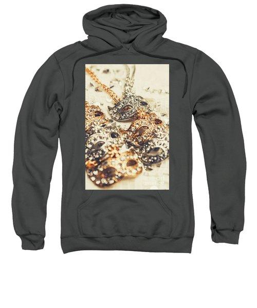 Fancy Dress Timepieces Sweatshirt