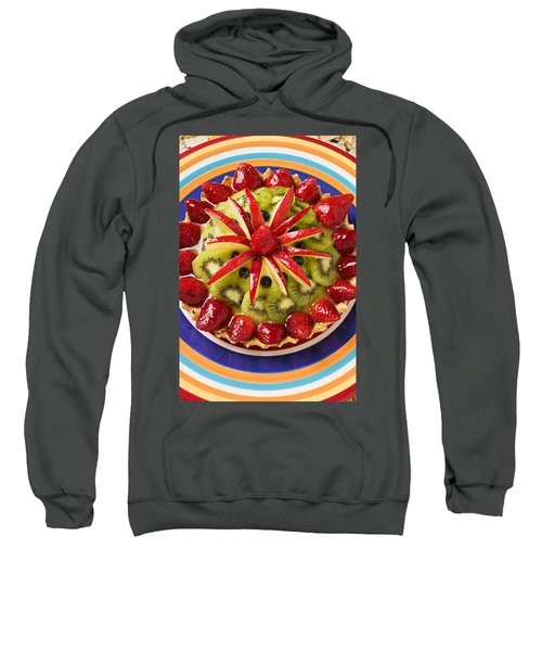 Fancy Tart Pie Sweatshirt
