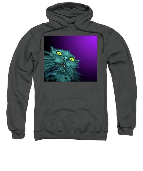 Fang Dizzycat Sweatshirt