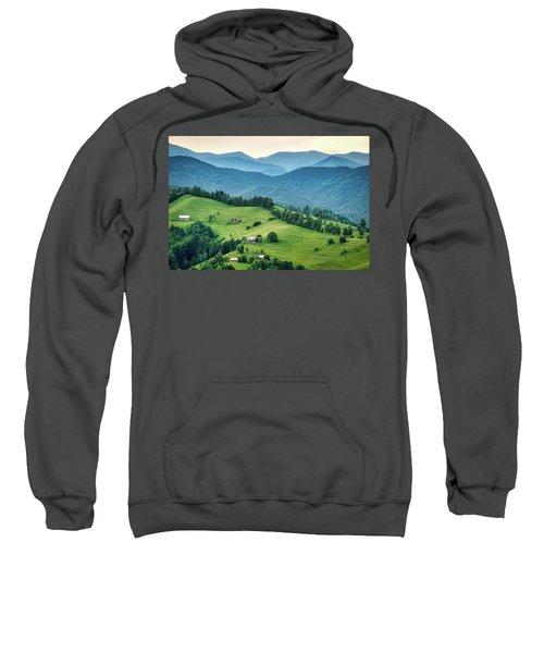 Farm In The Mountains - Romania Sweatshirt