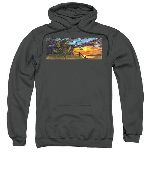 Farm Sunset Sweatshirt