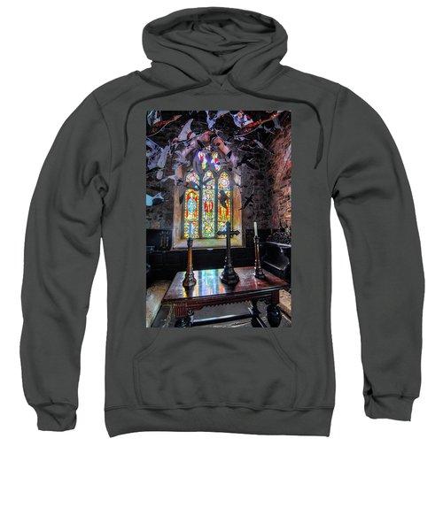 Farne Island Church Sweatshirt