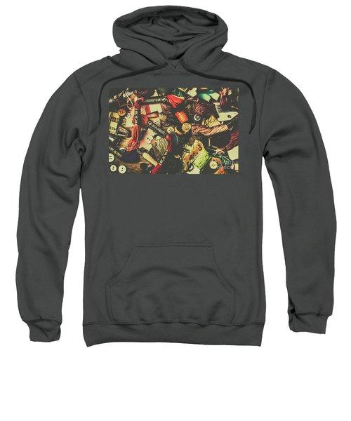 Fashion Designers Desk  Sweatshirt