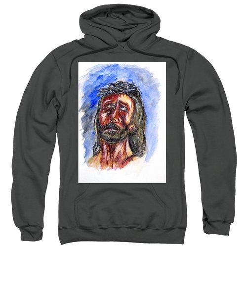 Father Forgive Them Sweatshirt