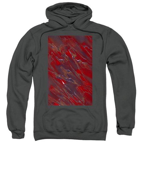 Faux Finish Sweatshirt