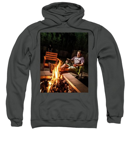 Fear By Fire Sweatshirt