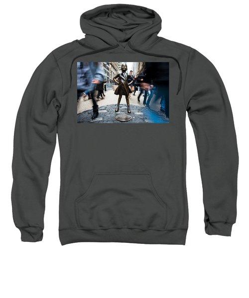Fearless Girl Sweatshirt