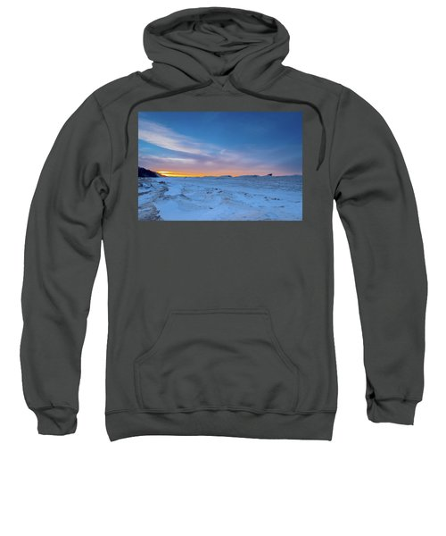 February Sunset Sweatshirt
