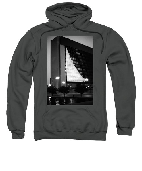 Federal Reserve Building At Twilight Sweatshirt