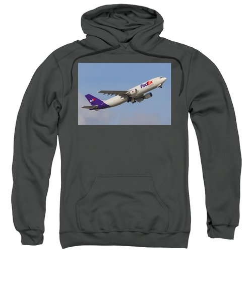 Fedex Airplane Sweatshirt