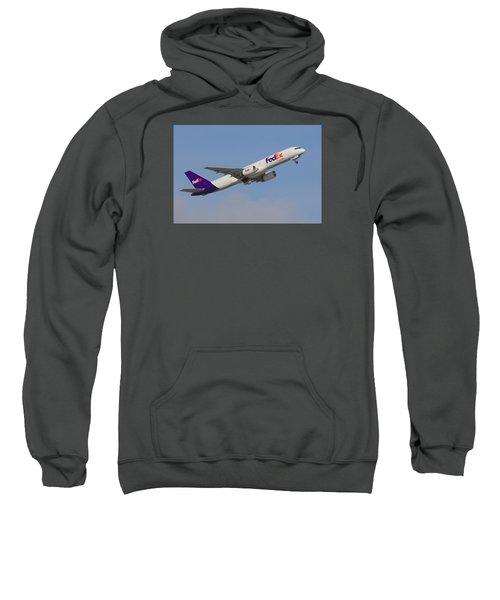 Fedex Jet Sweatshirt