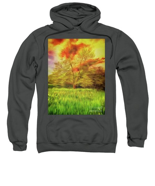 Feel The Love Sweatshirt