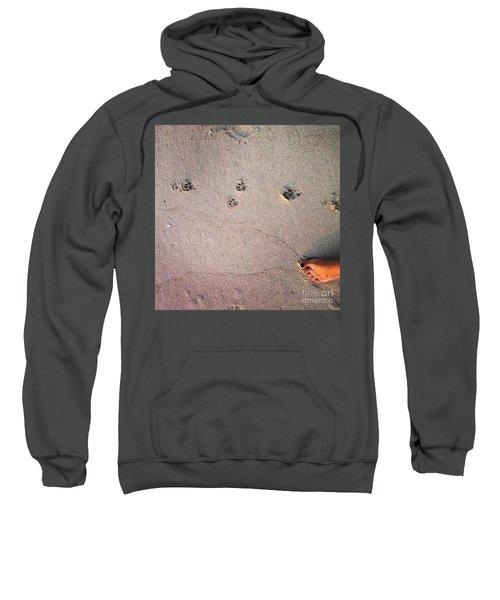 Feet Around The World #31 Sweatshirt