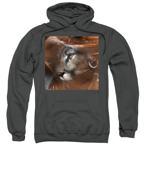 Feline Princess Sweatshirt