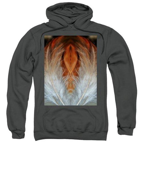 Female Feathers Sweatshirt