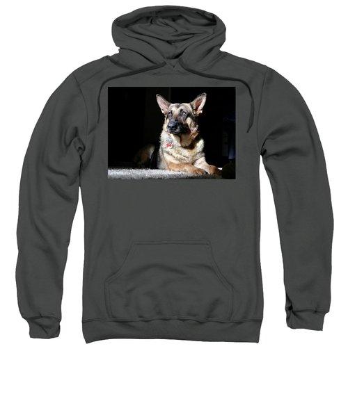 Female German Shepherd Sweatshirt