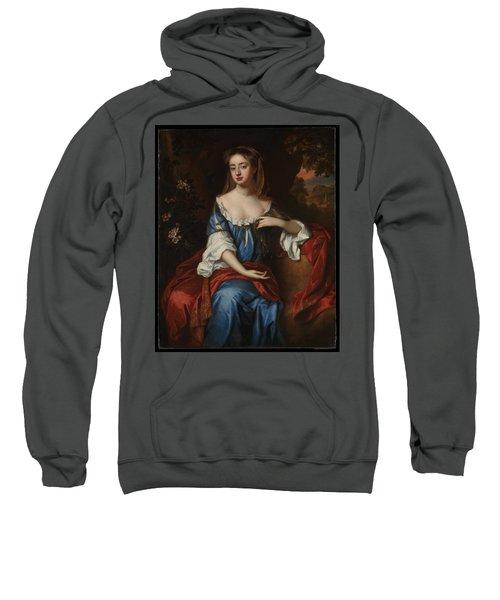 Female Portrait Sweatshirt
