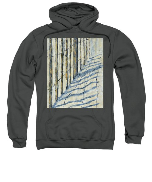 Fence At Palmetto Dunes Sweatshirt