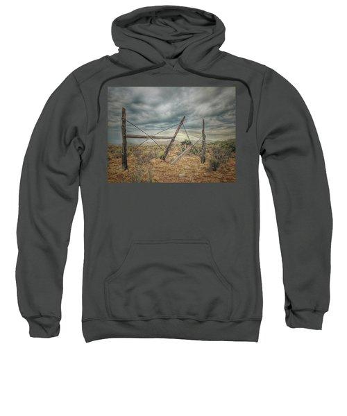 Fence Post Blues  Sweatshirt