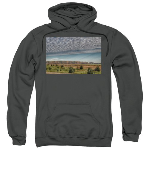 9017 - Fences, Firs And Fall Sweatshirt