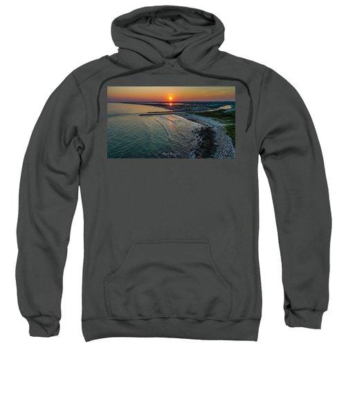 Fenway Beach Sunset Sweatshirt