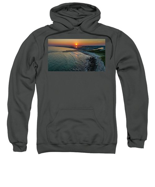 Fenway Beach Sunset Sweatshirt