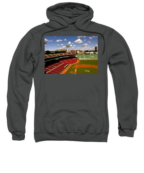 Fenway Park Iv  Fenway Park  Sweatshirt