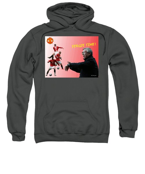 Fergie Time Sweatshirt