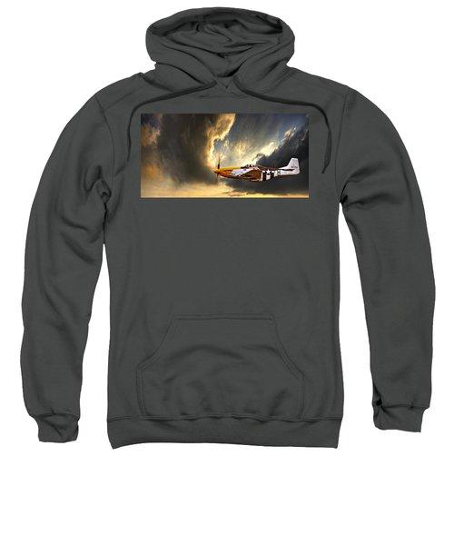 Ferocious Frankie Sweatshirt