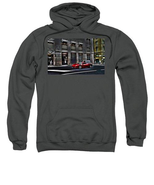 Ferrari In Rome Sweatshirt