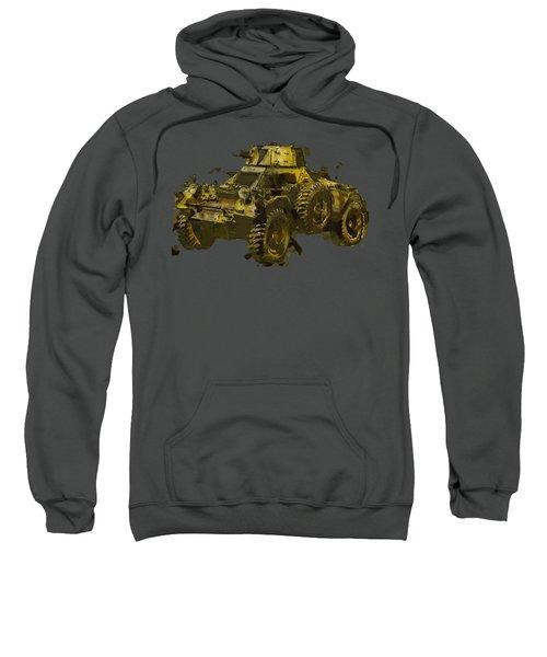 Ferret Scout Car Sweatshirt