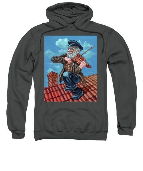 Fiddler On The Roof. Op2608 Sweatshirt
