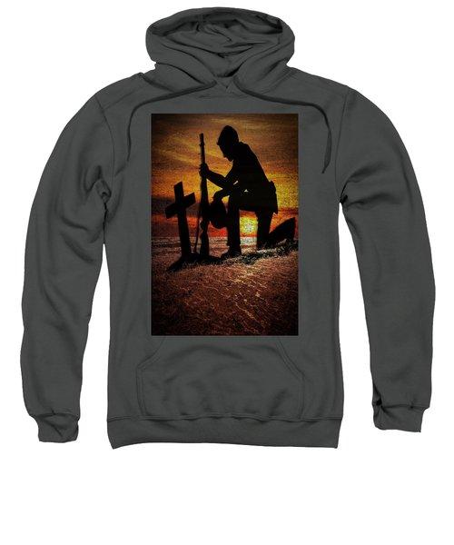 Field Cross Sweatshirt