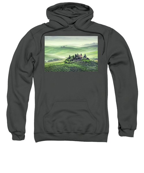 Fields Of Eternal Harmony Sweatshirt