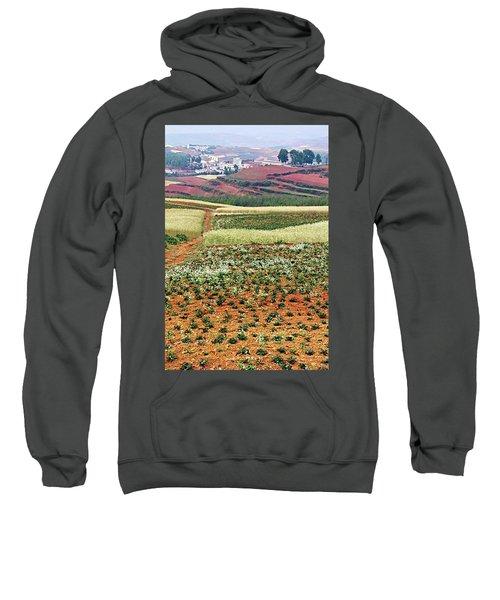 Fields Of The Redlands - 2 Sweatshirt
