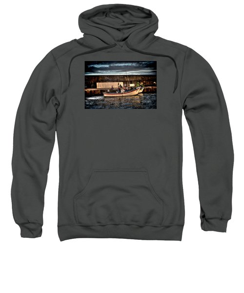 Sweatshirt featuring the photograph Fine Art Colour-137 by Joseph Amaral