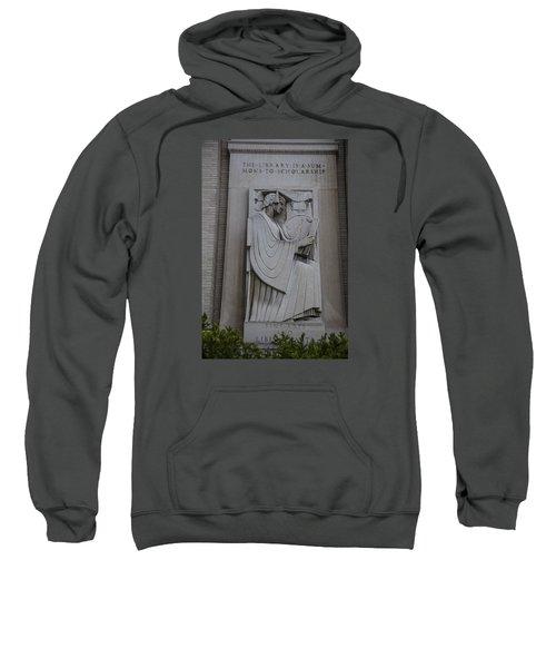 Fine Art Library Penn State  Sweatshirt