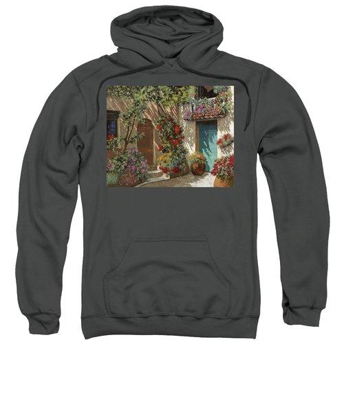 Fiori In Cortile Sweatshirt
