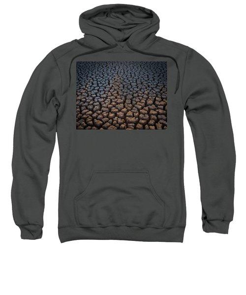 Fire Cracks Sweatshirt