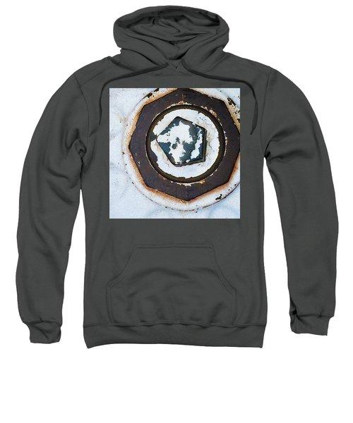 Fire Hydrant 9 Sweatshirt
