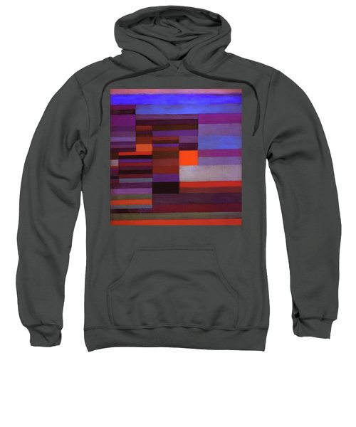 Fire In The Evening Sweatshirt