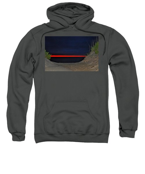 Fire In The Sky Sweatshirt