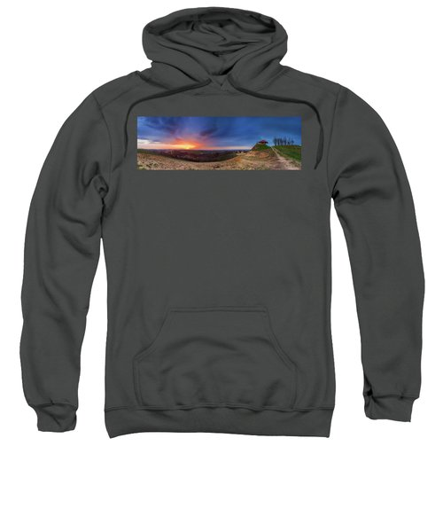 Fire On The West Side Sweatshirt